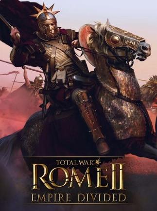 Total War: ROME II - Empire Divided PC Steam Key EUROPE