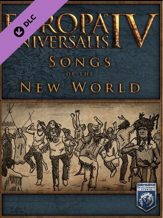 Europa Universalis IV: Songs of the New World Key Steam