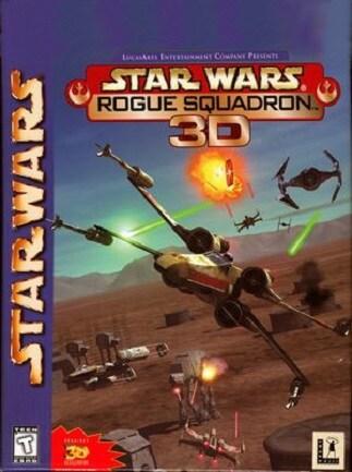 STAR WARS: Rogue Squadron 3D Steam Key GLOBAL - box
