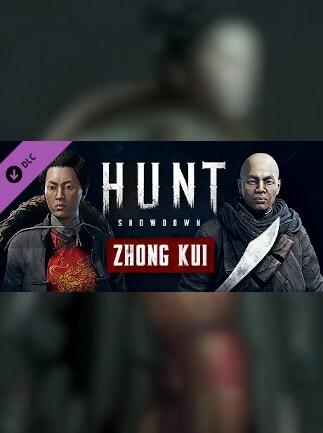 Hunt: Showdown - Zhong Kui (DLC) - Steam - Gift GLOBAL