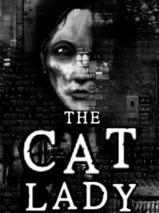The Cat Lady Steam Key GLOBAL