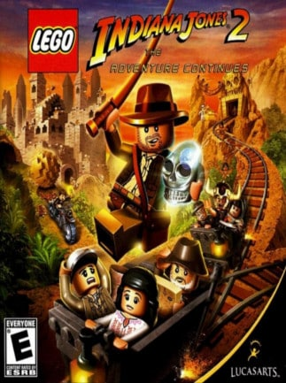 Lego Indiana Jones 2: The Adventure Continues Steam Key GLOBAL - G2A COM