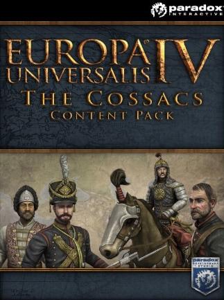 Europa Universalis IV: The Cossacks Content Pack Steam Key RU/CIS
