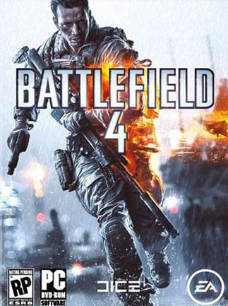 Battlefield 4 Origin Key PC GLOBAL - box