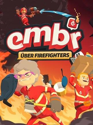 Embr (PC) - Steam Key - GLOBAL