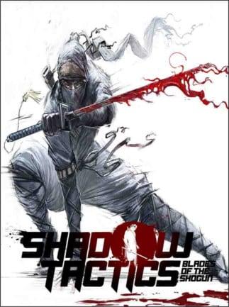 Shadow Tactics: Blades of the Shogun Steam Key GLOBAL - box