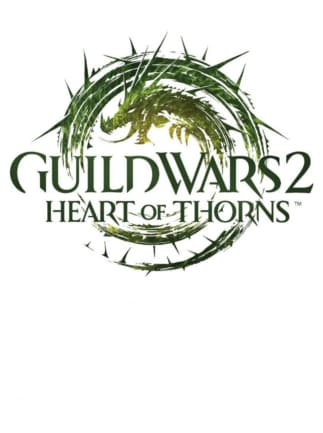 Guild Wars 2 Heart of Thorns NCSoft Key GLOBAL - capa
