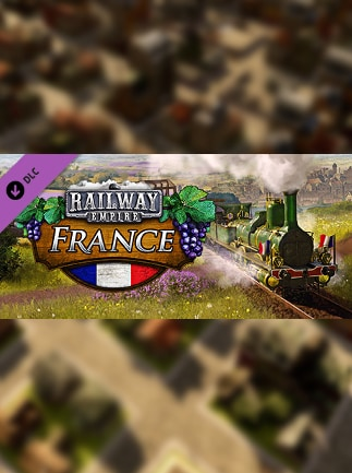 Railway Empire - France Steam Key GLOBAL