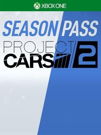 Project CARS 2 Season Pass XBOX LIVE Xbox One Key UNITED STATES