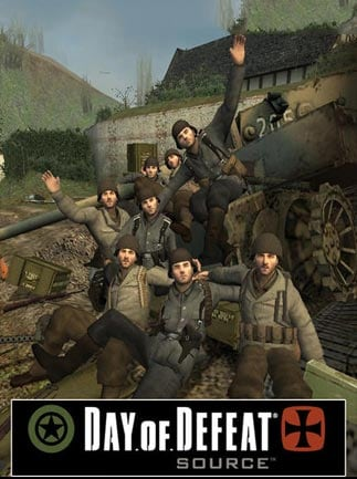 Day of Defeat: Source Steam Key GLOBAL - box