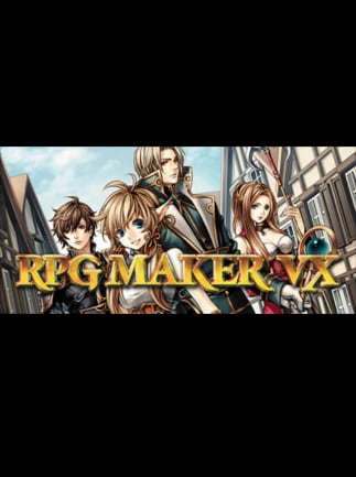 RPG Maker VX Steam Key GLOBAL - screenshot - 6