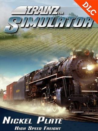 Trainz Simulator : Nickel Plate High Speed Freight Set Gift Steam