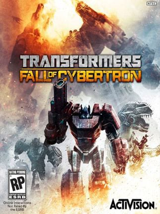 transformers fall of cybertron steam key global g2a com
