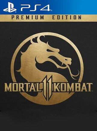 Mortal Kombat 11 Premium Edition (PS4) - PSN Key - EUROPE