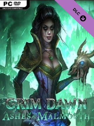 Grim Dawn - Ashes of Malmouth Expansion Steam Gift GLOBAL - G2A COM