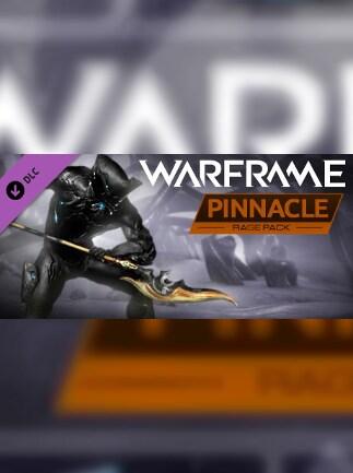 Warframe: Rage Pinnacle Pack Steam Key GLOBAL
