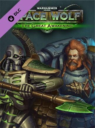Warhammer 40,000: Space Wolf - Saga of the Great Awakening Steam Key GLOBAL