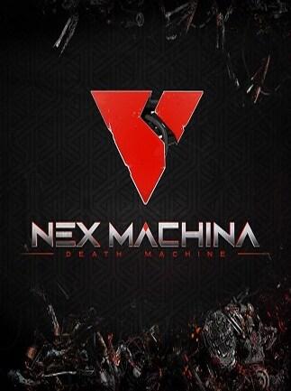 Nex Machina Steam Key GLOBAL - okładka