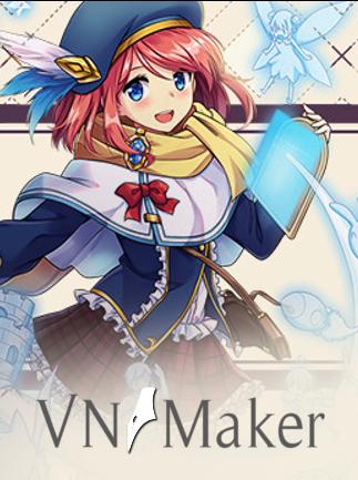 Visual Novel Maker + Live2D Steam Key GLOBAL