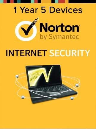 Norton Security s 5 Devices 1 Year Symantec Key EUROPE