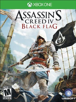 Assassin's Creed IV: Black Flag XBOX LIVE Key XBOX ONE GLOBAL - box