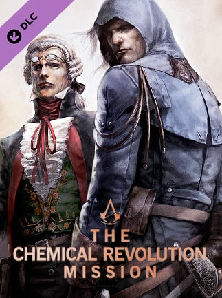 Assassin S Creed Unity Chemical Revolution Uplay Key Global