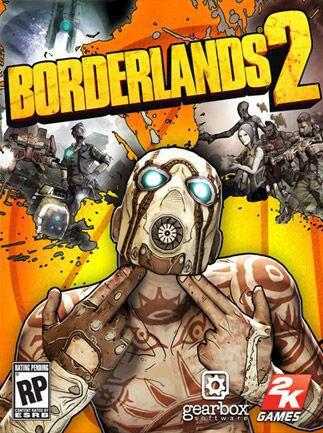 Borderlands 2 Steam Key EUROPE - box