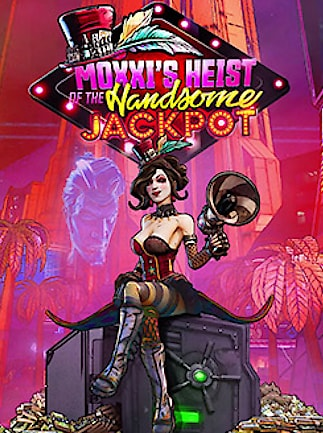 Borderlands 3: Moxxi's Heist of the Handsome Jackpot (DLC) - Epic - Key EUROPE