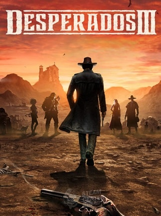 Desperados III Digital Deluxe Edition (PC) - Xbox Live Key - NORTH AMERICA