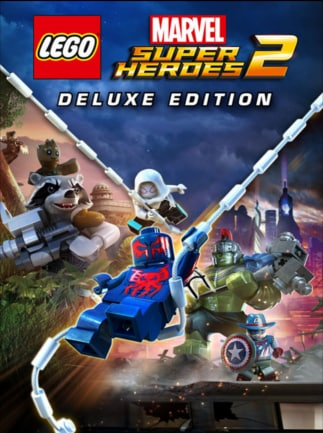 Lego marvel super heroes 2 deluxe edition steam key global g2a lego marvel super heroes 2 deluxe edition steam key global voltagebd Choice Image