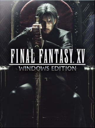 FINAL FANTASY XV WINDOWS EDITION Steam Key GLOBAL - box