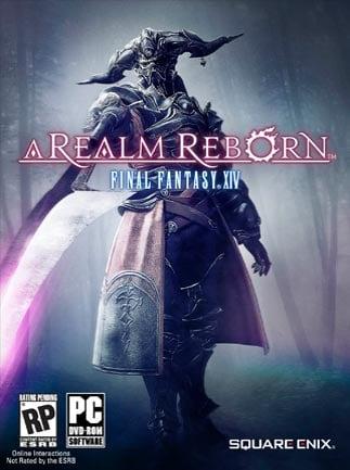 Final Fantasy XIV: A Realm Reborn + 30 Days Included PSN PS4 EUROPE -  G2A COM