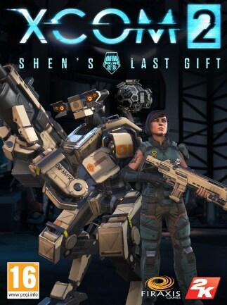 XCOM 2 - Shen's Last Gift Steam Gift GLOBAL