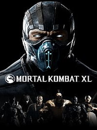 Mortal Kombat XL Steam Key GLOBAL - box
