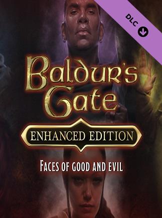 Baldur's Gate: Faces of Good and Evil DLC (PC) - Steam Key - GLOBAL