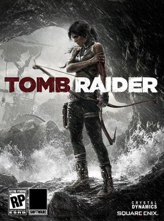 Tomb Raider Steam Key GLOBAL - box