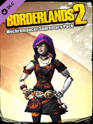 Borderlands: 2 Mechromancer Supremacy Pack Steam Gift EUROPE
