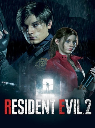 RESIDENT EVIL 2 / BIOHAZARD RE:2 Deluxe Edition Steam Key RU/CIS - box