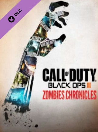 Call of Duty: Black Ops III - Zombies Chronicles (PC) - Steam Gift - GLOBAL