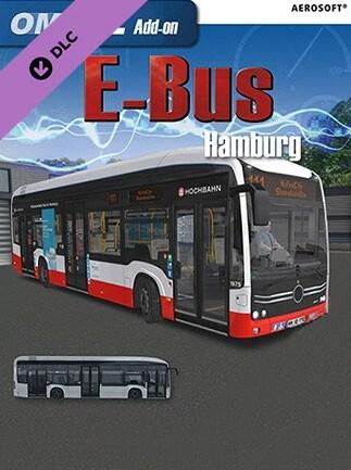 OMSI 2 Add-On E-Bus Hamburg (PC) - Steam Gift - NORTH AMERICA