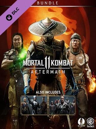 Mortal Kombat 11 Aftermath Kombat Pack Bundle Pc Steam