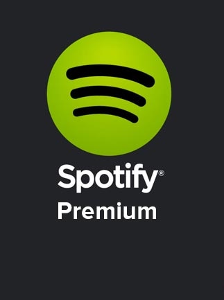 Spotify Premium Subscription Card USA Spotify NORTH AMERICA 1 Month