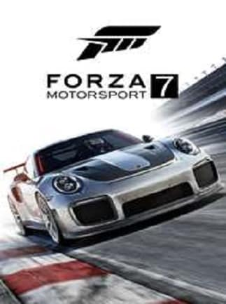 Forza Motorsport 7 XBOX LIVE Key Windows 10 GLOBAL - box