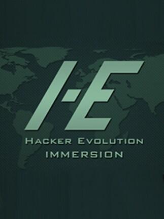 Hacker Evolution IMMERSION Steam Key GLOBAL