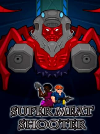 Super Meat Shooter Steam Key GLOBAL