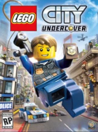 LEGO City Undercover Steam Key GLOBAL