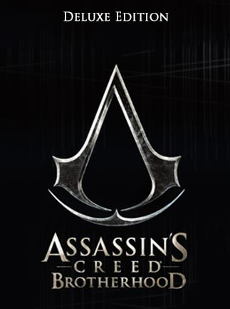 Assassin's Creed: Brotherhood - Deluxe Edition Uplay Key GLOBAL - box