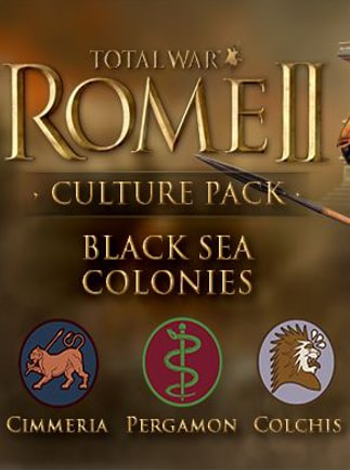 Total War: ROME II - Black Sea Colonies Culture Pack Steam Key GLOBAL