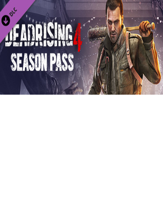 Dead Rising 4 - Season Pass Steam Gift GLOBAL