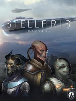 Stellaris: Humanoids Species Pack Steam Key RU/CIS